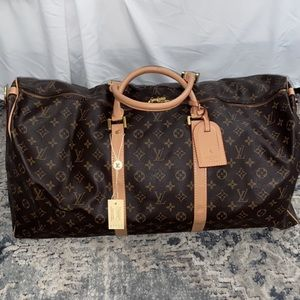 Louis Vuitton LV Monogram Duffle